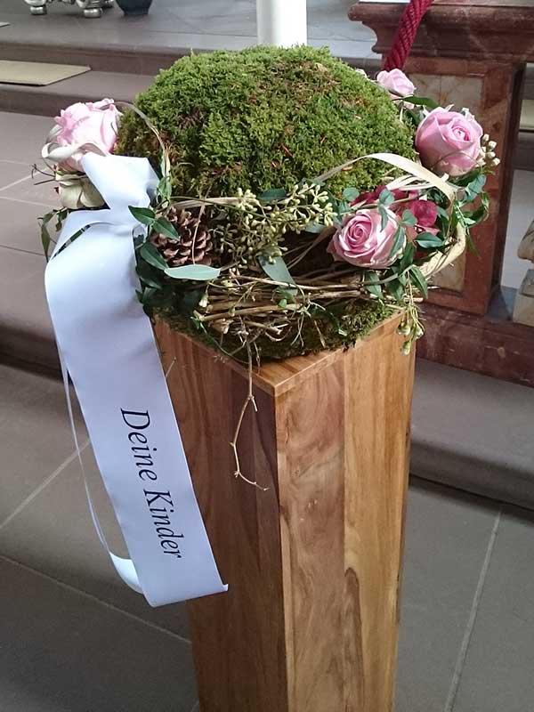 Grabschmuck - Faller Gartenbau - St. Märgen